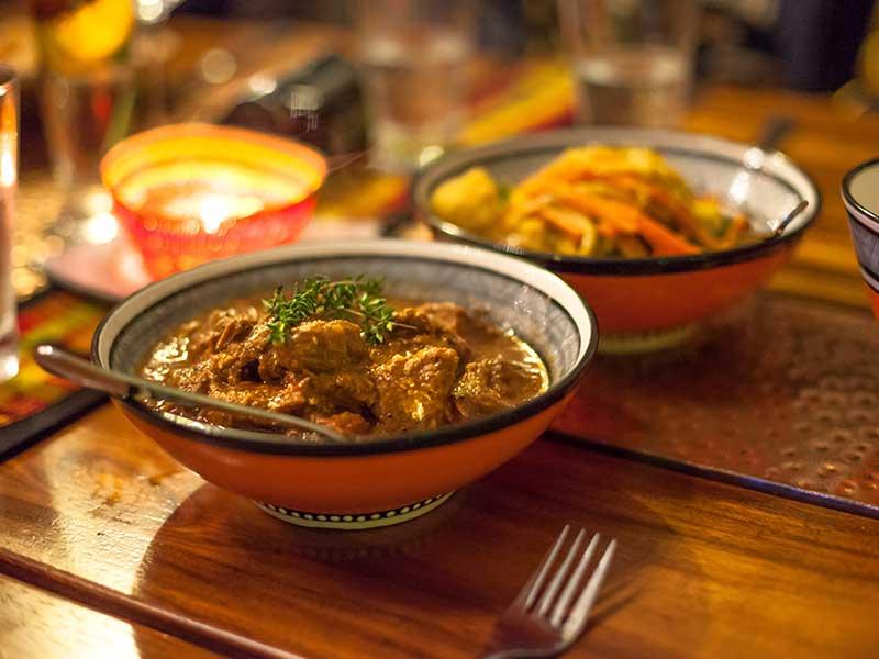 Intressanta maträtter i Sydafrika