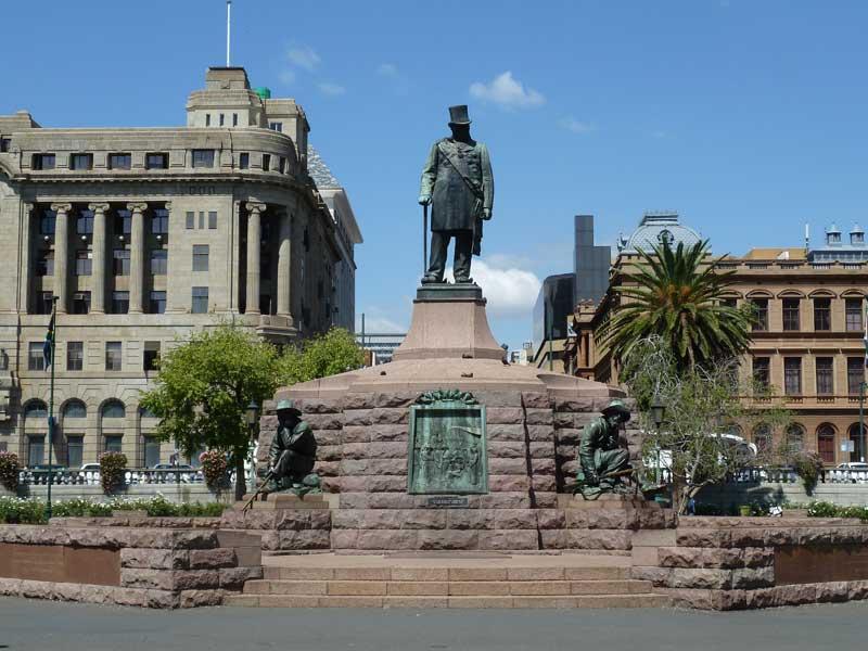Pretoria i Sydafrika