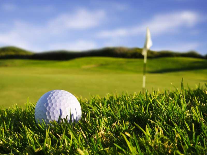 Spela golf i Sydafrika