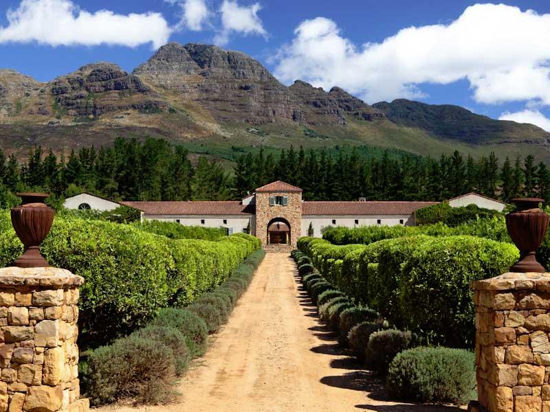 Vackra Waterford i Sydafrika
